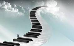 Resultado de imagem para pianos with roses