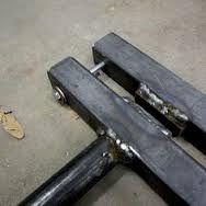 Znalezione obrazy dla zapytania how to make a chainsaw mill