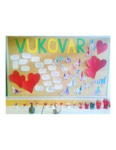 Vukovar u riječima Frame, Decor, Picture Frame, Decoration, Decorating, Frames, Deco
