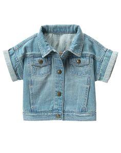Одежда Девочки :: Девочки 2-5 лет :: Верхняя одежда :: Джинсовая куртка