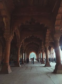 The Diwan-a-aam of Red Fort, Delhi,India Delhi India, Architecture, Places, Red, Painting, Rajasthan India, Lugares, Painting Art, Paintings