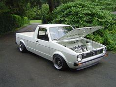 Really Clean MK1 Caddy
