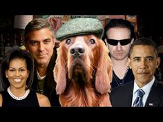 Mitt Romney's Dog Sings - The Ballad of Seamus Romney (by Grammy nominee Linda Chorney)