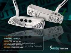 Scotty Cameron custom shop putter