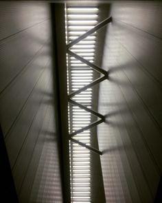 Miuccia's museum   Fondazione Prada   Roof Structure