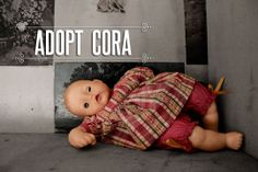 Ever since Micaela was sexually abused, she lost her childhood and doesn't play with her doll anymore. By adopting Cora, you donate to La Alianza, helping her and other abused girls.  ----------------------------------------------------------------------------------------------- Repin to help. Discover her story at http://www.pinterest.com/laalianza/micaela-and-cora/  Visit http://www.laalianzaayuda.org/?product=micaela-and-cora A shelter for abused children.