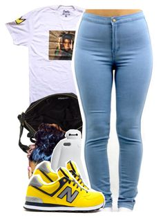 """""""nb"""" by lovebrii-xo ❤ liked on Polyvore featuring River Island"""