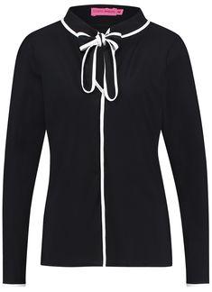 172e51d9b740c5 Studio Anneloes lilian ls shirt 02474 Dames kleding Shirts en Tops zwart €  99