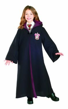 [HALLOWEEN] Kids Deluxe Gryffindor Robe (Lg) - $25.77 with FREE SHIPING WORLDWIDE! 2 DAYS for ALL USA DELIVERY!!! visit our site ->>> http://HALLOWEEN-CLOTHES.CF