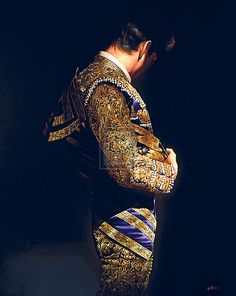 Christian Gaillard | 'Torero' series, The Matador - Mahon