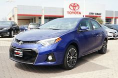 2014 Toyota Corolla S Premium #Toyota #Corolla #Sedan #Premium #ForSale #New | #Granbury #Weatherford #FortWorth #Cleburne #Abilene #JerryDurant