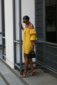 off the shoulder dress8