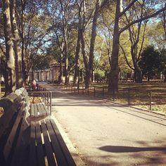 Monsignor McGolrick Park - Greenpoint - Brooklyn, NY