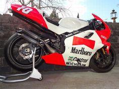 Totalbike – Kenny Roberts Jr. Yamaha 1996 – Galéria