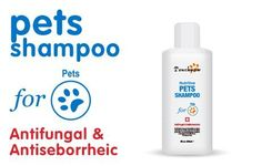 Aus der Kategorie Shampoos  gibt es, zum Preis von EUR 11,90  <p> Die einzigartige medizinische Formel mit Miconazol-Nitrat und Chlorhexidin-Gluconat wirkt sowohl gegen die primären wie auch gegen die sekundären Ursachen seborrhoischer Dermatitis bei Haustieren. Wirkt tiefenreinigend, entfettet die Haut und tötet Mikroorganismen. Optimale Therapie und Behandlung einer Vielzahl von Hauterkrankungen. <p> Anwendungshinweise: <p> Das Fell vollständig mit Wasser befeuchten. Reichlich Shampoo…