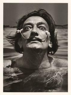 Salvador Dalí  this guy!
