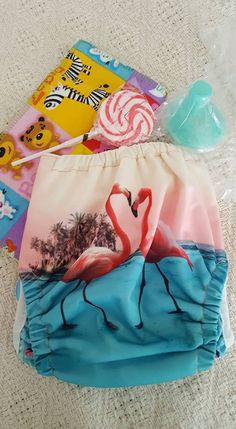 Funky Fluff Fluff Mail from Lollypop Kids! Thank you for sharing Erin! Toddler Boutique, Kid Check, Cloth Diapers, Baby Kids, Lunch Box, Diapers
