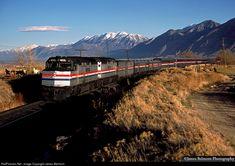 RailPictures.Net Photo: AMTK 305 Amtrak EMD F40PH at Spanish Fork, Utah by James Belmont