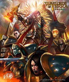 warlords-of-terra-wot-azrael-thronhonor.jpg (886×1053)