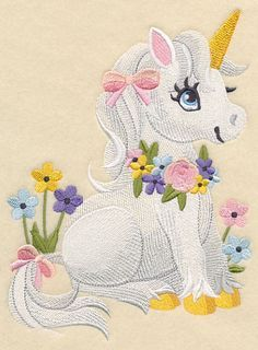 Crewel Embroidery Machine Embroidery Designs at Embroidery Library! Learn Embroidery, Crewel Embroidery, Vintage Embroidery, Embroidery Thread, Embroidery Tattoo, Japanese Embroidery, Embroidery Ideas, Embroidery Software, Embroidery Jewelry