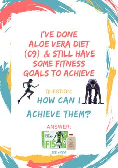 Click the video link if you'd like a fuller answer to the question asked here. You'll see how F15 can supply all you need to take your fitness to the next level - and how to order your pack complete with Forever's 60-Day Money-Back Guarantee! #fitness