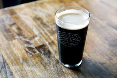 Dark and malty. Just the way we like it.