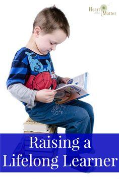 Raising a Lifelong Learner