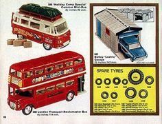Retro Toys, Vintage Toys, James Bond, Beatles, Routemaster, Mini Bus, Corgi Toys, London Transport, Childhood