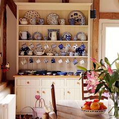 Kitchen dresser | country | House tour | Country Homes & Interiors