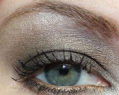 Urban Decay Ammo Eyeshadow Palette tutorial.  Date night look!!