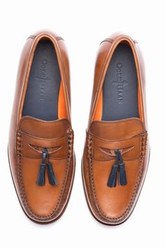 Colored Penny Loafer Tassels From hook + ALBERT And Cole Haan