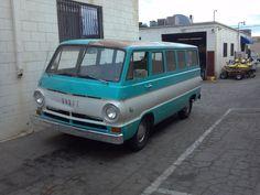 60s dodge van | Auto | Pinterest | Dodge van, Ram van and Cars