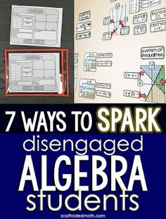 For 5 years I taught algebra 2 in a self-contained and an inclusion setting. Especially in my own classroom, I needed to reteach a lot of...