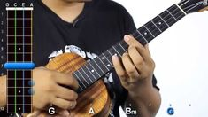 """HARDER VERSION, all picking """"Can't Help Falling In Love"""" (Elvis) Solo Ukulele Play-Along!"""