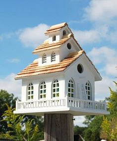 Chapel Bell Bird House