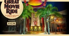 Disney's Hollywood Studios¨ - The Great Movie Ride presented by TCM - so so so excited for this partnership!