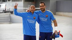 FanZentrale Neymar - 27.09.2015 Training Session Photos by MIGUEL...