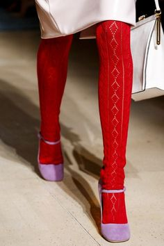 miu miu tights & shoes :-)