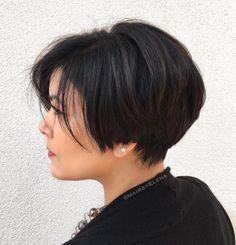 Short Layered Hair Cuts