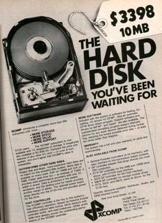 40 Funny Vintage Computer Ads from the 1970s and '80s