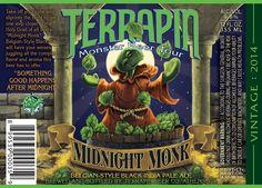 Terrapin Midnight Monk Joining Monster Tour - Beer Street Journal