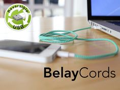 With a USB that works in either orientation and a Lifetime Warranty, BelayCords are a more durable and bright way to charge your device