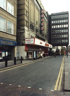 Odeon cinema Pilgrim Street Newcastle upon Tyne Malcolm Maybury 1995 Old Pictures, Old Photos, Rare Photos, Newcastle Town, Northumbria University, Durham City, Im Coming Home, North East England, City Of Angels