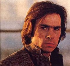 "Tommy Lee Jones, in the great classic movie, ""The Eyes of Laura Mars""..1 of my favorite! !"