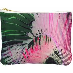 Samantha Warren London - Xavi Clutch Bag (876.420 IDR) ❤ liked on Polyvore featuring bags, handbags, clutches, metallic leather handbags, floral purse, metallic handbags, leather purses and genuine leather handbags