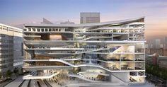 Afbeeldingsresultaat voor Internationaal Dans en Muziek Centrum : Den Haag Architecture