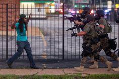 Ferguson riot Whitney Curtis for The New York Times