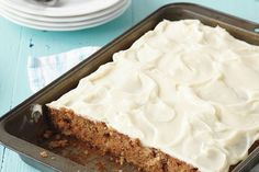 Canada's Best Carrot Cake with Cream Cheese Icing—Our most popular recipe ever! This moist carrot cake is welcome at birthdays, weddings, reunions and all special occasions. Cream Cheese Recipes, Cream Cheese Icing, Cake With Cream Cheese, Ultimate Carrot Cake Recipe, Best Carrot Cake, Baking Recipes, Cake Recipes, Dessert Recipes, Dessert Ideas
