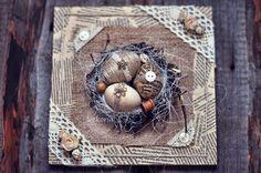 пасхальное панно / Easter panels