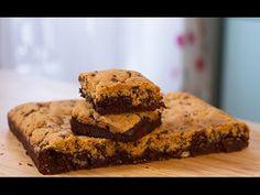 Le gâteau brookies = Cookies + Brownies pour le gouter !
